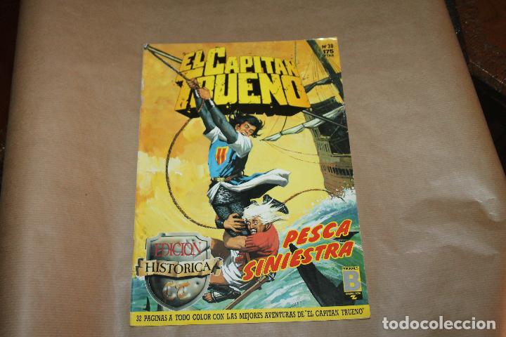 EL CAPITÁN TRUENO Nº 30, EDICIÓN HISTÓRICA, EDICIONES B (Tebeos y Comics - Ediciones B - Clásicos Españoles)