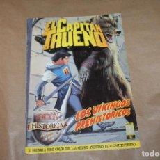 Cómics: EL CAPITÁN TRUENO Nº 25, EDICIÓN HISTÓRICA, EDICIONES B. Lote 218170096