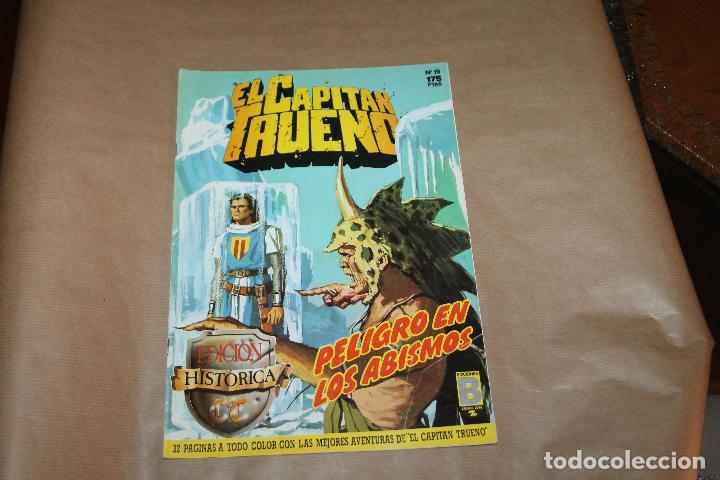 EL CAPITÁN TRUENO Nº 19, EDICIÓN HISTÓRICA, EDICIONES B (Tebeos y Comics - Ediciones B - Clásicos Españoles)