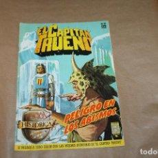 Cómics: EL CAPITÁN TRUENO Nº 19, EDICIÓN HISTÓRICA, EDICIONES B. Lote 218170121