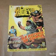 Cómics: EL CAPITÁN TRUENO Nº 8, 2ª EDICIÓN, EDICIÓN HISTÓRICA, EDICIONES B. Lote 218170156