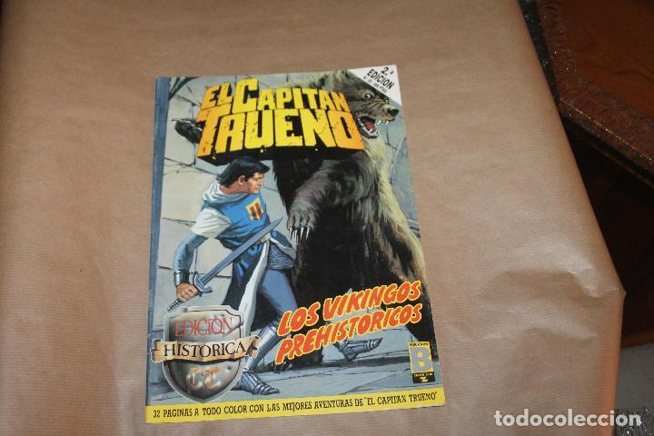 EL CAPITÁN TRUENO Nº 25, 2ª EDICIÓN, EDICIÓN HISTÓRICA, EDICIONES B (Tebeos y Comics - Ediciones B - Clásicos Españoles)