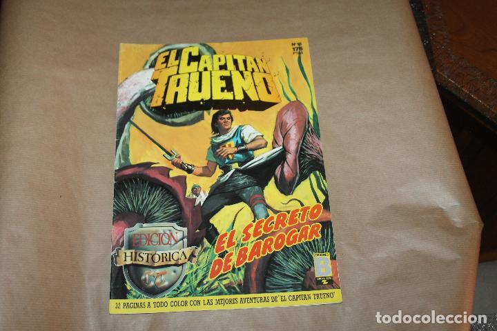 EL CAPITÁN TRUENO Nº 18, EDICIÓN HISTÓRICA, EDICIONES B (Tebeos y Comics - Ediciones B - Clásicos Españoles)