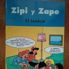 Cómics: ZIPI Y ZAPE - EL TANDEM. Lote 218191475