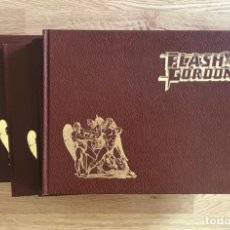 Cómics: FLASH GORDON / ALEX RAYMOND - EDICIÓN HISTÓRICA 1988. 5 TOMOS. Lote 218479118