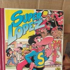 Cómics: SUPERLÓPEZ Nº 2 (TAPA DURA, 1ª EDICIÓN 1987). Lote 218481936