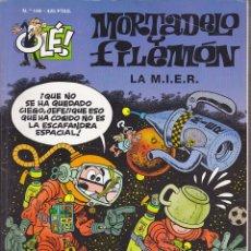 Cómics: COMIC COLECCION OLE MORTADELO Y FILEMON EDICIONES B LA M.I.E.R.. Lote 218503941