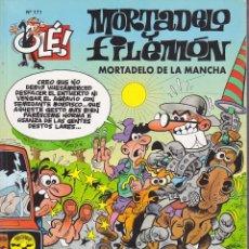 Cómics: COMIC COLECCION OLE MORTADELO Y FILEMON EDICIONES B MORTADELO DE LA MANCHA. Lote 218503988