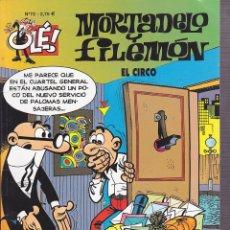 Cómics: COMIC COLECCION OLE MORTADELO Y FILEMON EDICIONES B EL CIRCO. Lote 218504157