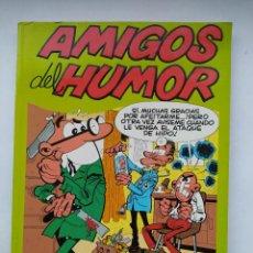 Cómics: AMIGOS DEL HUMOR Nº 7. EDICIONES B. TDKC76. Lote 218525658
