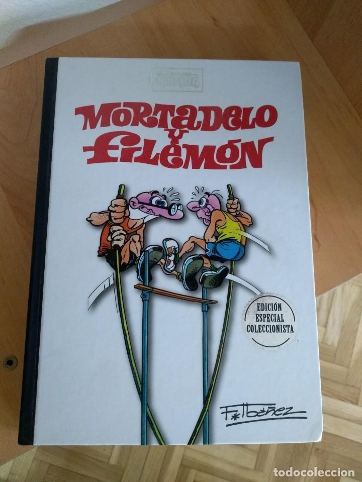 CLÁSICOS DEL HUMOR MORTADELO Y FILEMÓN III (Tebeos y Comics - Ediciones B - Humor)