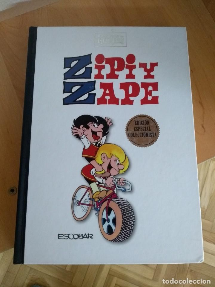 CLÁSICOS DEL HUMOR ZIPI Y ZAPE II - RBA (Tebeos y Comics - Ediciones B - Humor)