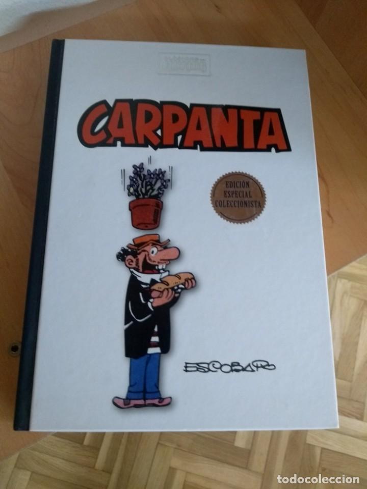 CLÁSICOS DEL HUMOR CARPANTA I (Tebeos y Comics - Ediciones B - Humor)