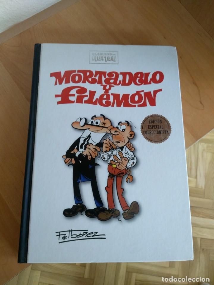 CLÁSICOS DEL HUMOR MORTADELO Y FILEMÓN II (Tebeos y Comics - Ediciones B - Humor)