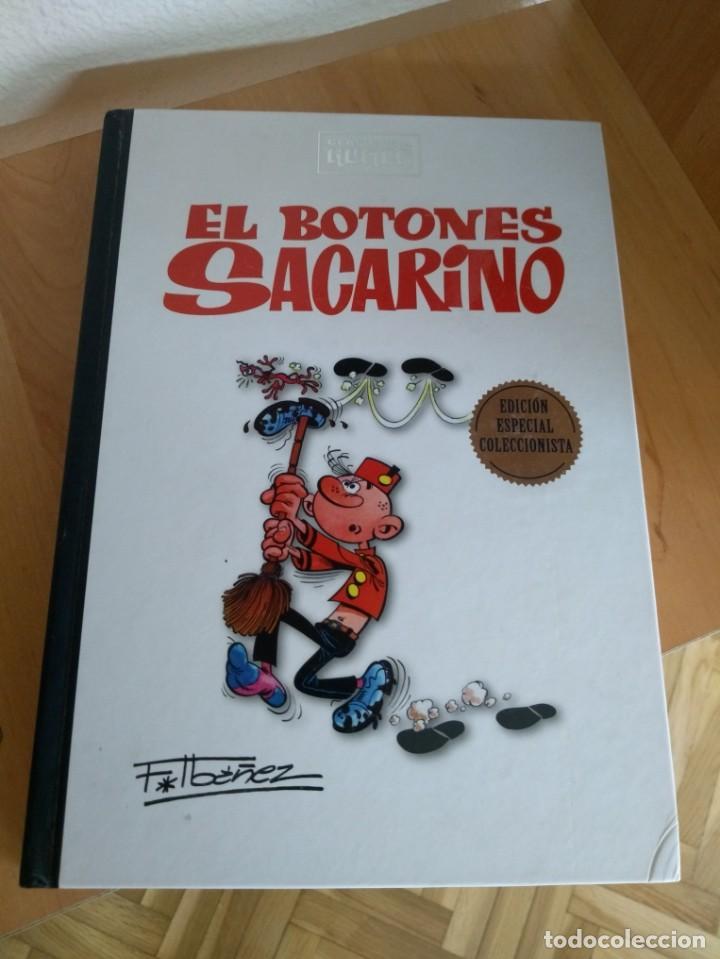 CLÁSICOS DEL HUMOR EL BOTONES SACARINO (Tebeos y Comics - Ediciones B - Humor)