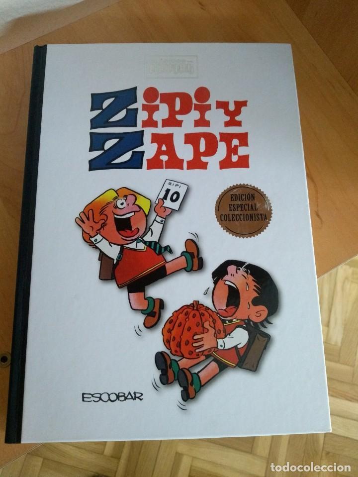 CLÁSICOS DEL HUMOR ZIPI Y ZAPE (Tebeos y Comics - Ediciones B - Humor)
