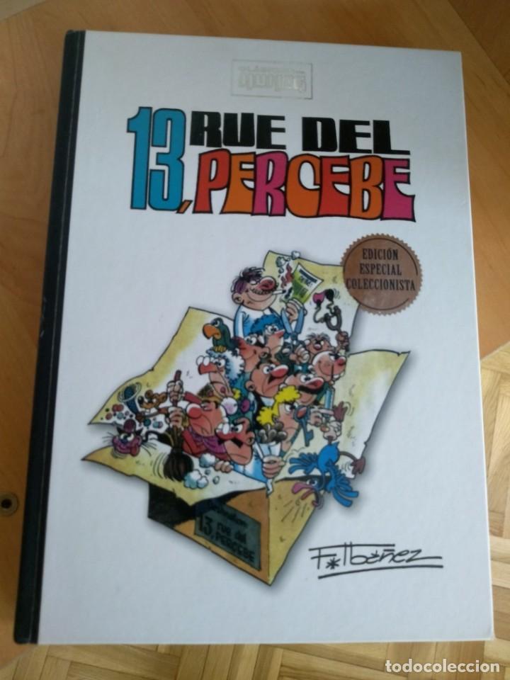 CLÁSICOS DEL HUMOR 13 RÚE DEL PERCEBE (Tebeos y Comics - Ediciones B - Humor)