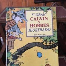 Cómics: EL GRAN CALVIN Y HOBBES ILUSTRADO - Nº 5 - BILL WATTERSON - EDICIONES B - 3ª EDICIÓN - AÑO 2007. Lote 218631601