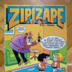 Cómics: ZIPI Y ZAPE Nº 60 - D8. Lote 218690455