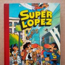 Fumetti: SÚPER HUMOR SUPERLÓPEZ VOLUMEN I, POR JAN (EDICIONES B, 1988). SÚPER LÓPEZ N°1.. Lote 218698490