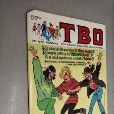 Cómics: TBO Nº 76 / EDICIONES B 1983. Lote 218771745