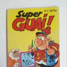 Cómics: SUPER GUAY N°13.. Lote 219047692