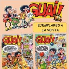 Cómics: LOTE COMICS: GUAI! 7 / GUAI! 8 / GUAI! 29 / GUAI! 30 (PERFECTO ESTADO) LOTE 0. Lote 219038605