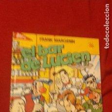 Cómics: EL BAR DE LUCIEN 2 - F. MARGERIN - DRAGON COMICS - CARTONE - EN CATALAN. Lote 219346656