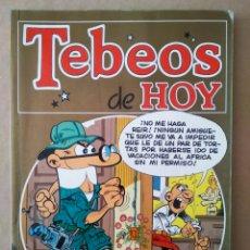 Cómics: LOTE TEBEOS DE HOY, NÚMEROS 3-4-9-11-12-15-24-26-30 (EDICIONES B Y JUNIOR/GRIJALBO). Lote 127220512