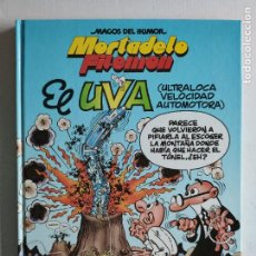 Comics : MAGOS DEL HUMOR, Nº97 - MORTADELO Y FILEMÓN - EL UVA - 1ª EDICIÓN 2003 - EDICIONES B. Lote 219482880