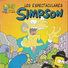 Cómics: LOS ESPECTACULARES SIMPSON Nº 8 EDITADO POR EDICIONES B EN 1997 PRIMERA EDICIÓN. MUY RARO. Lote 219523288