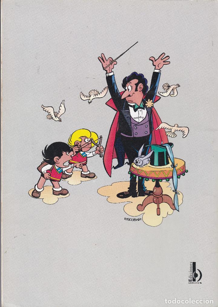 Cómics: ZIPI Y ZAPE Nº 6 EDITADO POR EDICIONES B EN 1997. - Foto 2 - 219526976