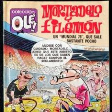 Fumetti: OLÉ! MORTADELO Y FILEMÓN Nº 146-M.82 - 1ª EDICIÓN - EDICIONES B - 1988 - 225 PTAS. Lote 219586975