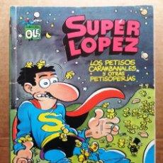 Comics : SUPERLOPEZ / LOS PETISOS CARAMBANALES Y OTRAS PETISOPERIAS. Lote 219890321