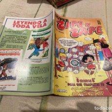 Cómics: SUPER ZIPI ZAPE Nº 60 EDICIONES B 1989. Lote 220090672
