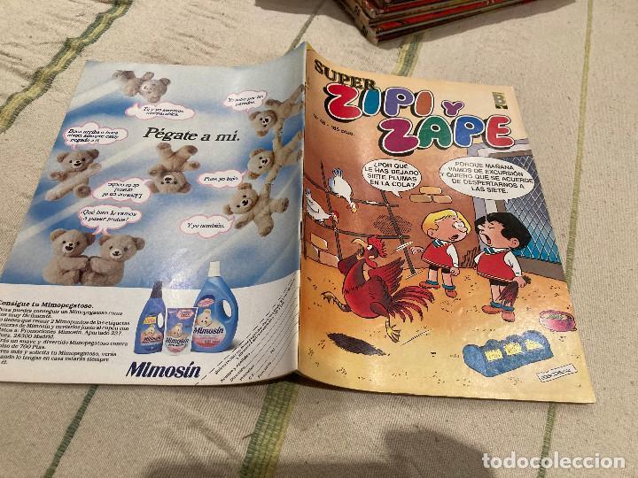 SUPER ZIPI ZAPE Nº 48 EDICIONES B 1987 (Tebeos y Comics - Ediciones B - Clásicos Españoles)