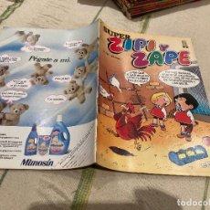 Cómics: SUPER ZIPI ZAPE Nº 48 EDICIONES B 1987. Lote 220091347