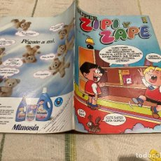 Cómics: SUPER ZIPI ZAPE Nº 47 EDICIONES B 1987. Lote 220091632