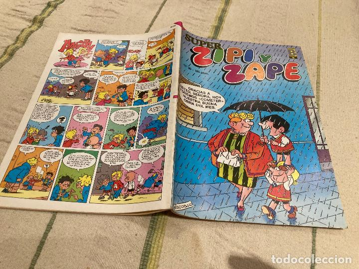 SUPER ZIPI ZAPE Nº 30 EDICIONES B 1987 (Tebeos y Comics - Ediciones B - Clásicos Españoles)