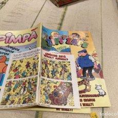 Cómics: ZIPI ZAPE SEMANAL Nº122 EDICIONES B 1989 CON LOS CROMOS WALLY. Lote 220093822