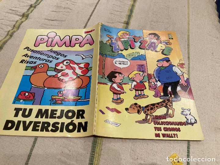 ZIPI ZAPE SEMANAL Nº122 EDICIONES B 1989 (Tebeos y Comics - Ediciones B - Clásicos Españoles)