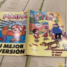 Cómics: ZIPI ZAPE SEMANAL Nº122 EDICIONES B 1989. Lote 220094017