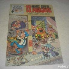 Cómics: EL MEJOR IBAÑEZ N. 3 , 13 RUE DEL PERCEBE.. Lote 220120717