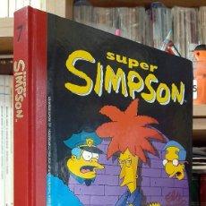 Cómics: LIBRO COMICS SUPER SIMPSON 7 (EDICIONES B). Lote 220314721