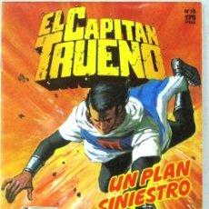 Cómics: EL CAPITAN TRUENO - UN PLAN SINIESTRO - Nº 16 - EDICION HISTORICA - COMIC. Lote 220454703