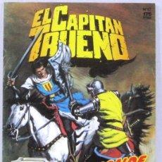 Cómics: EL CAPITAN TRUENO - EL CONDE BROMISTA - Nº 17 - EDICION HISTORICA - COMIC. Lote 220454798