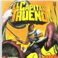 Cómics: EL CAPITAN TRUENO - EL SECRETO DE BAROGAR - Nº 18 - EDICION HISTORICA - COMIC. Lote 220454966