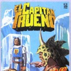 Cómics: EL CAPITAN TRUENO - PELIGRO EN LOS ABISMOS - Nº 19 - EDICION HISTORICA - COMIC. Lote 220455541