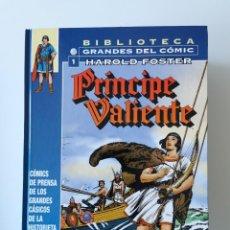 Cómics: PRINCIPE VALIENTE - 10 TOMOS. Lote 220653895