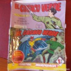 Cómics: EL COSACO VERDE ENTRAGA Nº 19 ( 109-114) SIN ABRIR. Lote 220670422